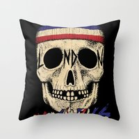 London Olympics 2012 Throw Pillow