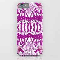 Psychedelic Adoette iPhone 6 Slim Case