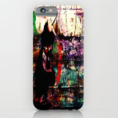 mount and blade cave painting iPhone 6 Slim Case