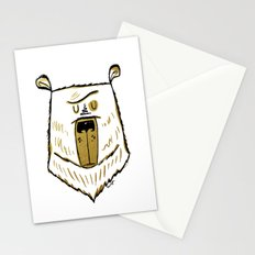 The Golden Bear Stationery Cards