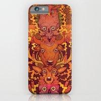Burning Totem iPhone 6 Slim Case