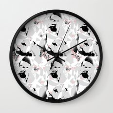 morning drink Wall Clock
