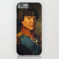 iPhone & iPod Case featuring BENEDICT by John Aslarona