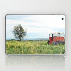 Field Below Laptop & iPad Skin