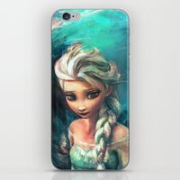 The Storm Inside iPhone & iPod Skin