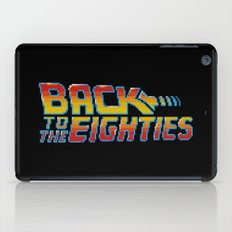 Back To The Eighties iPad Case