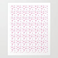 Pink 02 Art Print