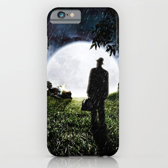 The Little Observer iPhone & iPod Case