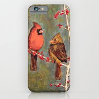 iPhone & iPod Case featuring Birdies by Vargamari