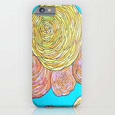 Chrysanthemum iPhone 6s Slim Case