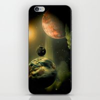 Space One iPhone & iPod Skin