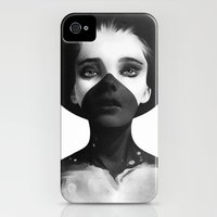 iPhone Cases featuring Hold On by Ruben Ireland
