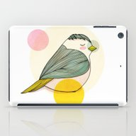 Little Bird iPad Case