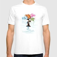 The Four Seasons Bubble … Mens Fitted Tee White SMALL