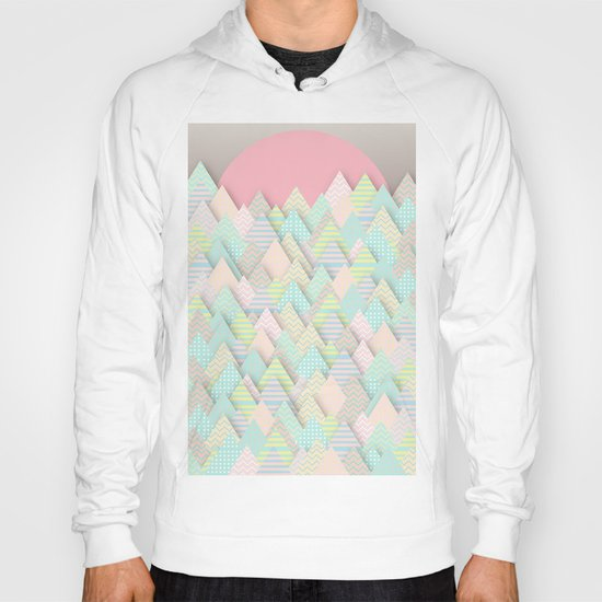 Forest Pastel Hoody