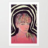 Interstellar Comunicatio… Art Print