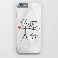 iPhone & iPod Case featuring Marry me  by Msimioni