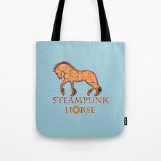 HORSE - Steampunk   Tote Bag