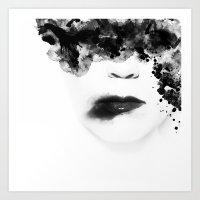 Leave Art Print