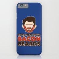 Bacon Beard (men's version) iPhone 6 Slim Case
