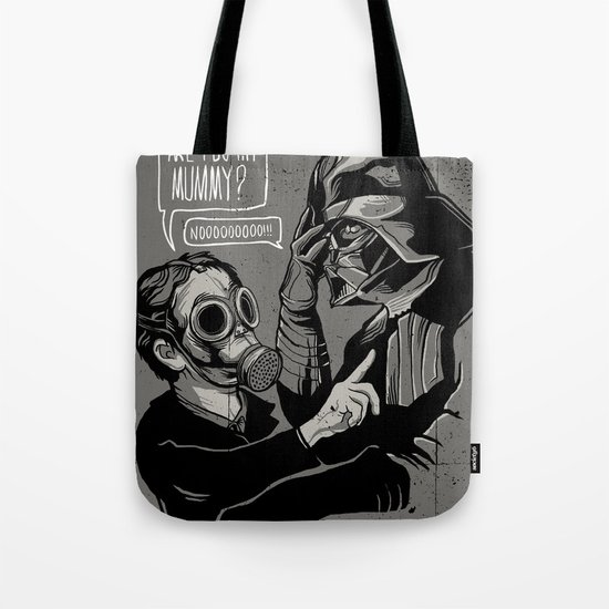Are you my Mummy? Tote Bag