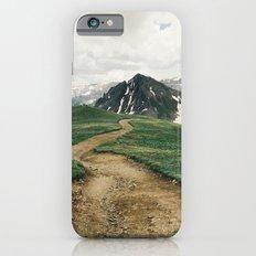 Colorado Mountain Road Slim Case iPhone 6s