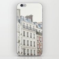 Good Morning, Paris - Photography iPhone & iPod Skin
