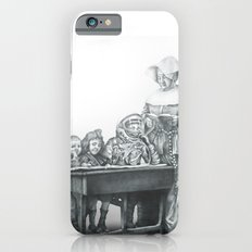 In which a cosmonaut is rendered quizzical iPhone 6s Slim Case