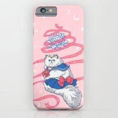 Sailor Kitties Pink Pattern Slim Case iPhone 6s