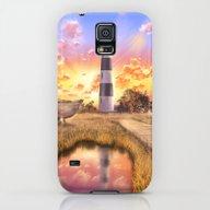 Lighthouse Landscape Sky Galaxy S5 Slim Case
