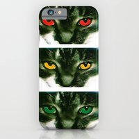 CAT CROSSING iPhone 6 Slim Case
