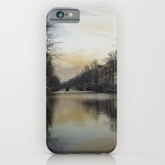 Clouds and Canals in Amsterdam Slim Case iPhone 6s