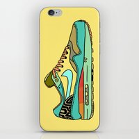 nike 001 iPhone & iPod Skin