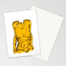 The Yellow Bits Stationery Cards