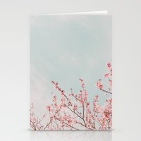 Waving in the Sky Stationery Cards