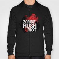 Zombie Rush: Riot Hoody