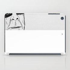x-ray vision iPad Case
