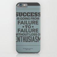 iPhone & iPod Case featuring Success by NeilRobertLeonard