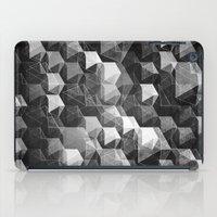 as the curtain falls (monochrome series) iPad Case