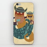 The Bearded Men of the Sea iPhone & iPod Skin