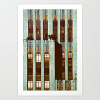 Los Angeles #76 Art Print