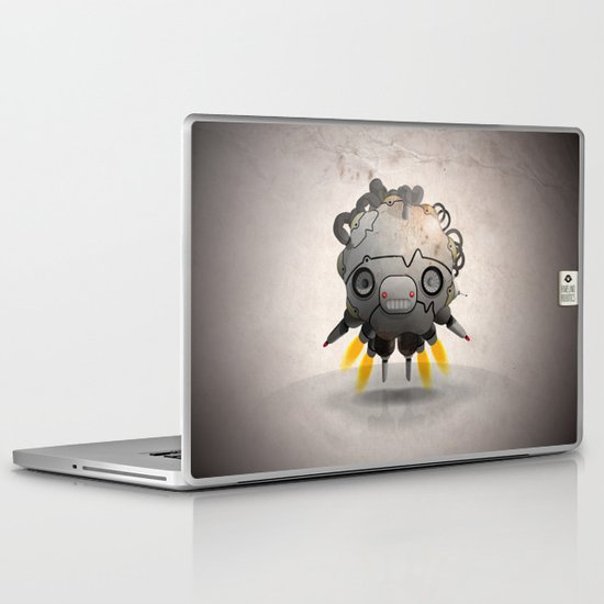 Antigravity Prototype V-3.03 Laptop & iPad Skin