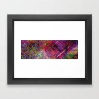 Abstract Landscape I Framed Art Print