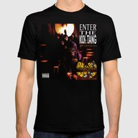 Enter The Wook Tang (36 … Mens Fitted Tee Black SMALL