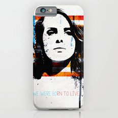 Born to dream iPhone 6s Slim Case