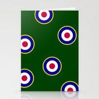 RAF Insignia Stationery Cards