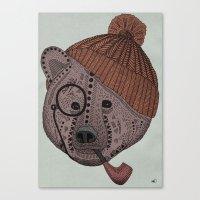 Torsten Canvas Print