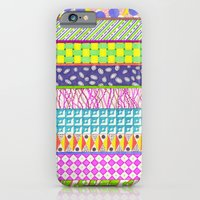 colour tangles iPhone 6 Slim Case