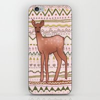 I Deer You to Dream iPhone & iPod Skin