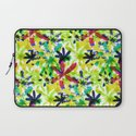 Colorful Field Laptop Sleeve